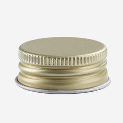 Csavarzár,méret: 31,5 mm,arany szín