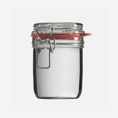 Csatos üveg,370 ml,átlátszó