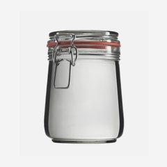 Csatos üveg,800 ml,átlátszó