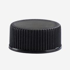 Csavarzár,méret: 24 mm,fekete