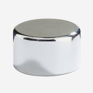 Exkluzív csavarzár,28 mm,ezüst színu