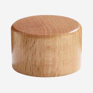 Exkluzív csavarzár,31.5 mm,bevonata fa