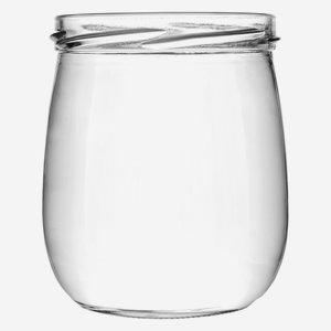 Gyümölcsjoghurtos tárolóüveg,417 ml, száj: TO-82