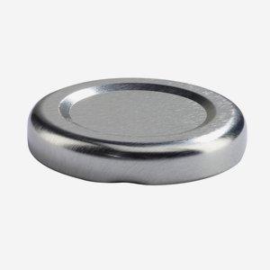 TWIST-OFF lapka,átméro: 43 mm, ezüst szín