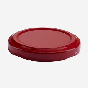 TWIST-OFF lapka,átméro: 53 mm, piros