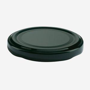 TWIST-OFF lapka,átméro: 63 mm, zöld