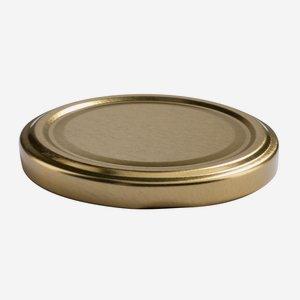 TWIST-OFF lapka,átméro: 70 mm,arany színu