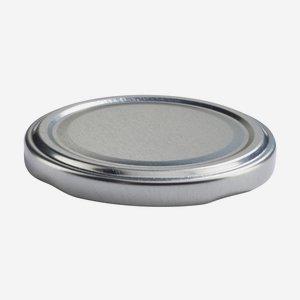 TWIST-OFF lapka,átméro: 70 mm,ezüst színu