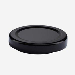 TWIST-OFF lapka,átméro: 48 mm, fekete