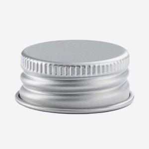 Csavarzár,méret: 28mm,ezüst szín