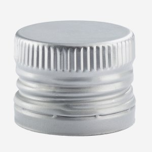 Csavarzár csepporrel,31,5mmx24mm,ezüst
