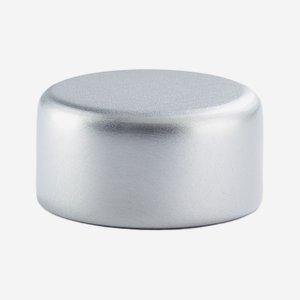 Exkluzív csavarzár,méret GPI 22,színe: ezüst
