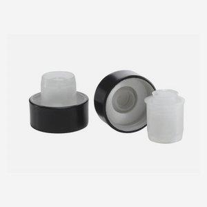 Aluminium & muanyag csavarzár, szájméret GPI 28