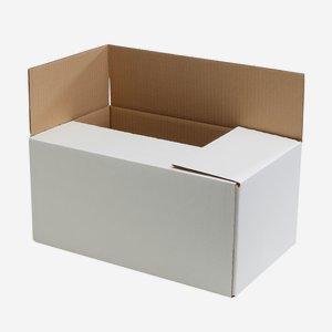 Kartondoboz 12 x 1 L gyümölcsleves üvegekhez