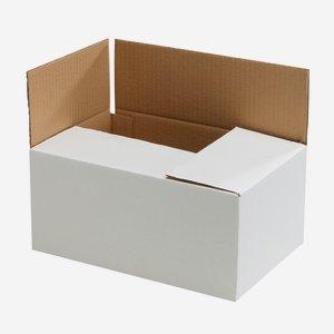 Kartondoboz 6 x 0,75 L boros üvegekhez