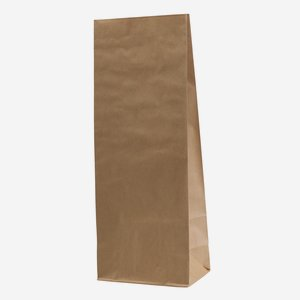 Talpas zacskó papírból,10 kg,barna szín