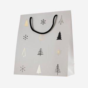 Zsinorfüles  ajándéktáska, Karácsony