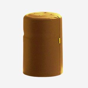 Zsugorkapszula, méret:25x40mm,arany szín