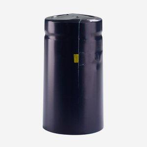 Zsugorkapszula, méret:31x60mm,kék szín