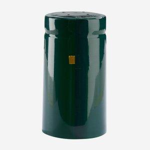 Zsugorkapszula, méret: 31mm x 60 mm,zöld