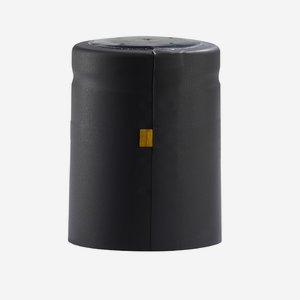 Zsugorkapszula,méret:31mm x 42 mm,fekete(matt)