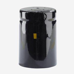 Zsugorkapszula,méret: 32,8mm x 50 mm,fekete