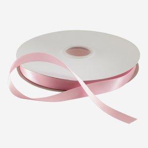Szatén dekorációs szalag, rózsaszín