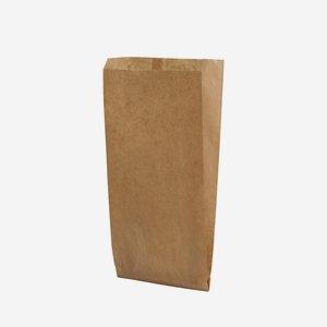 Éltalpas papírtasak 1,5 kg, barna szín