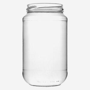 Konzerves üveg ,580 ml, szájforma:TO70