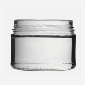 Konzerves üveg,540ml,átlátszó,szájforma:TO100