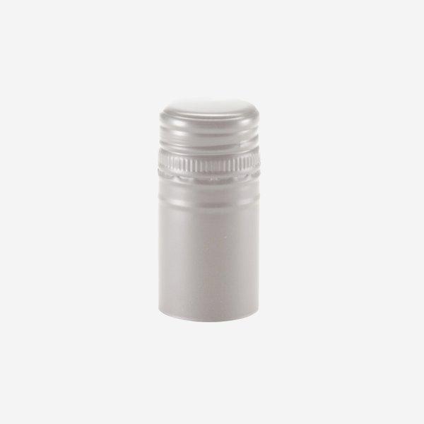 Alumínium csavarzár BVS 30/60 ezüst-matt